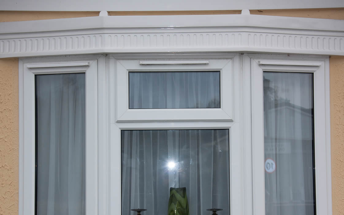 Upvc windows doors park home refurbishments park for Window and door company